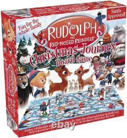 Rudolph's Christmas Island Of Misfit Jouets Extérieur Yard Décoration Lumières Led Nouveau