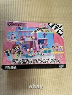 Sega Jouets Powerpuff Girls Ensemble De Figurine Filles Nice Full House Collection Utilisé Japon