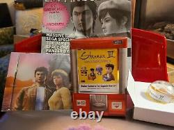 Shenmue 3 Kickstarter Exclusive Toy Capsule Full Set, Art Book And Soundtrack