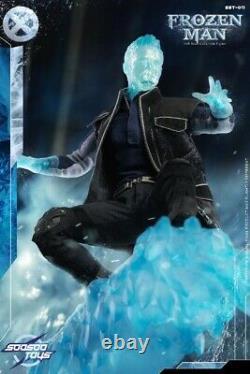 Soosootooys 1/6 Sst011 Homme Congelé Iceman X-men 12 Homme Figurine Jouet De Poupée Complet