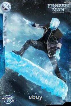 Soosootoys 1/6 Sst011 Frozen Man Iceman X-men 12 Homme Figure Ensemble Complet Doll Toy