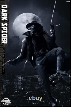 Soosootoys 16 Échelle Sst018 Dark Spider 12'' Action Figurine Jouet Ensemble Complet
