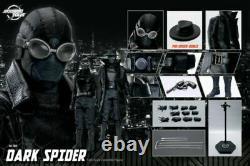 Soosootoys Sst018 1/6 Échelle Dark Spider 12 Jouets De Modèle De Figurine Plus Solide