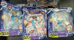 Space Jam New Legacy Lot Action Figurines Full Set 14 Jouets Lebron Marvin Blaster