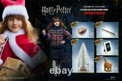Star Ace Toys 1/6 D'action Femme Figure Hermione Granger De Noël Ver. Ensemble Complet