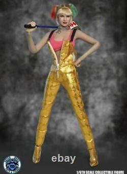 Super Duck 1/6 Quinn Fille Clown Set Pour 12 Female Figure Phicen Hot Toys USA