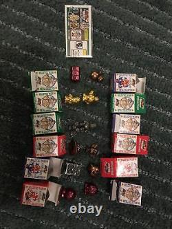 Super Mario 64 Collection Métale Figurine King Bobomb Nintendo Jouet Rare N64 Fullset