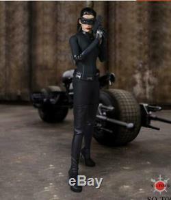 Sur Mesure 1/6 Echelle Catwoman Complet 12 Jouets Figure Chaude Anne Hathaway