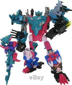 Takara Generation Choisit Seacons L'ensemble Complet D'action Figure Transformer Toy En Stock