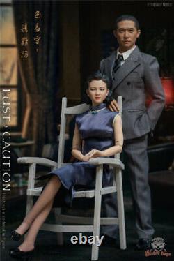 Tang Wei Amoureux Infatués 16 Jouets Intelligents À L'échelle Ft005a Figure Ensemble Complet