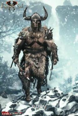 Tbleague 16th Barbarian Soul Homme Action Figure Pl2020-167 Full Set Modèle Jouet