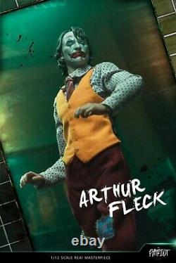 The Patriot Studio 1/12 The Joker Arthur Fleck Homme Clown Deluxe Figurine Jouet