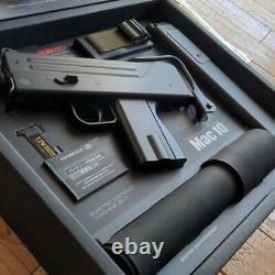 Tokyo Marui Mac10 Full Set Toy Gun Testé Près De Mint Ex++