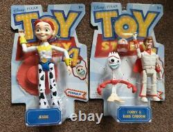 Toy Story 4 Basic Figure Ensemble Complet De 10