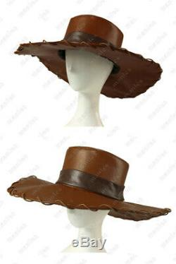 Toy Story Costume Woody Cosplay Cowboy Mascot Adulte Hommes Tenues Costume D'halloween