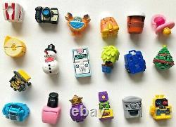 Transformers Botbots Series 3 Ensemble Complet Complet De 72 Jouets Robot Goldrush Games