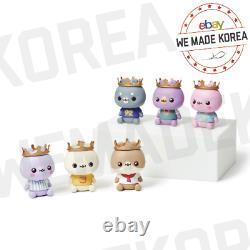 Twotuckgom & Monsta X Mini Figure Toy 7types Official Authentic K-pop Goods MD