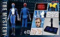 USA En Stock Échelle 1/6 X-men Mystique Prime Figure Ensemble Complet Toys Era Te031