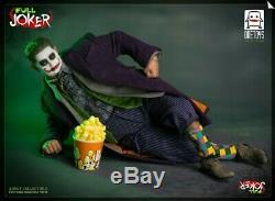 Un Toys Ot008 1/6 Joker Clown Échelle Fatty Homme Ensemble Complet Action Figure