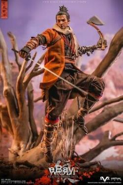 Vts Jouets 1/6 Le Loup De Ashina Vm-030dx Undead Action Cut Figure Ensemble Complet