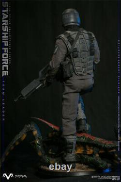 Vts Toys Vm037 1/6 Chef D'équipe De La Force Stellaire 12pouces Figure Dx. Version