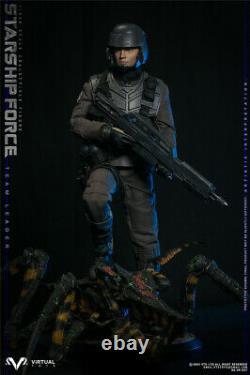Vts Toys Vm037 1/6 Chef D'équipe De La Force Stellaire Standard Ver. 12'' Soldat Figure