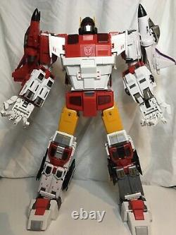 Zeta Toys Kronos Full Set Au Royaume-uni