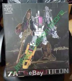Zeta Toys Za 06 Transformateurs Bruticon Bruticus Full Set Completo